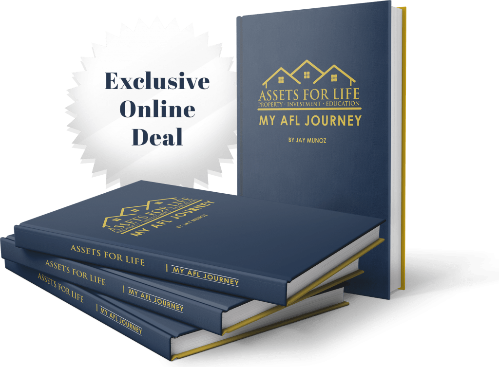 My AFL journey book deal on the website